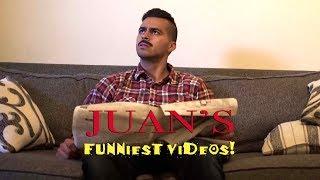 Juan's Funniest videos!   David Lopez