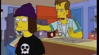シンプソンズ | ジェームズ・ウッズ The Simpsons James Woods Japanese dub