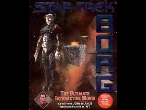 STAR TREK BORG FULL GAMEPLAY
