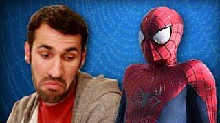 How Does Spiderman Hide His Boner?