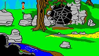 King's Quest III   To Heir is Human 1986 mp4 HYPERSPIN DOS MICROSOFT EXODOS NOT MINE VIDEOS