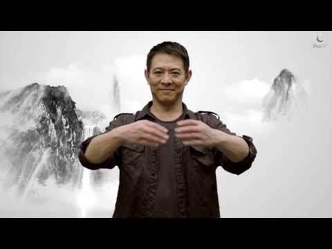 Tai Chi For Beginners - Jet Li Introduces