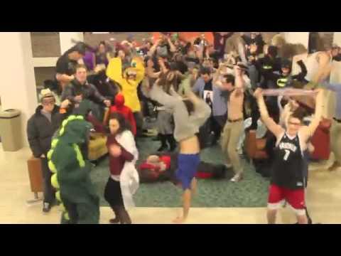 Harlem Shake vYU Modern Orthodox edition)  YouTube