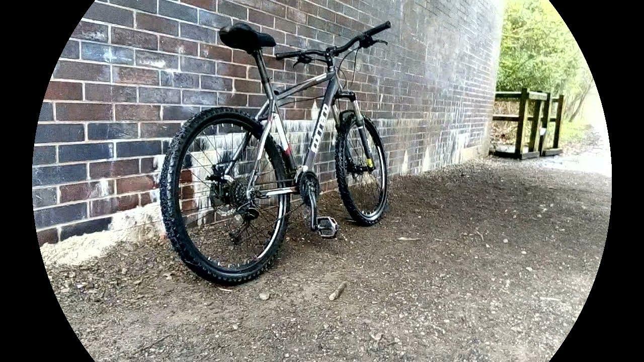 Carrera Vengeance Bike Ride  Trans Pennine Trail - YouTube a69e806ef