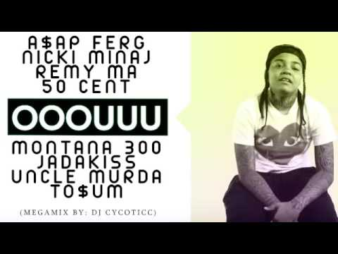 Young M.A - OOOUUU MEGAMIX