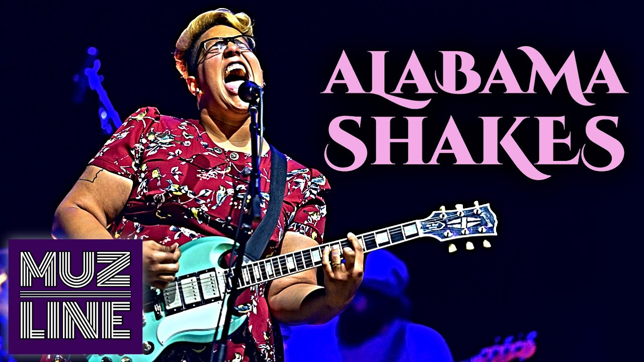 Montreux Jazz Festival 2015 >> Alabama Shakes - Montreux Jazz Festival 2015 - YouTube