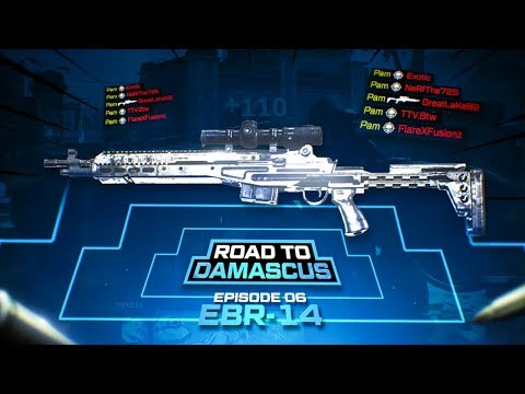FaZe Pamaj: Road to Damascus - EBR-14 (Platinum UNLOCKED)