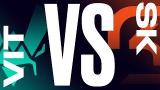 VIT vs. SK - Week 2 Day 2   LEC Summer Split   Vitality vs. SK Gaming (2021)