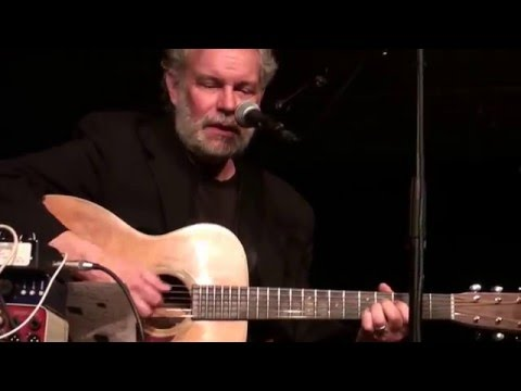 John Gorka - 'Vinnie Charles Is Free' Live in Amsterdam 2016 at