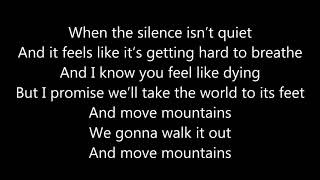 Andra Day -  Rise Up lyrics song