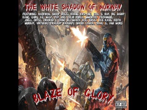 The White Shadow of Norway - Blaze Of Glory - Full Album - [2016]