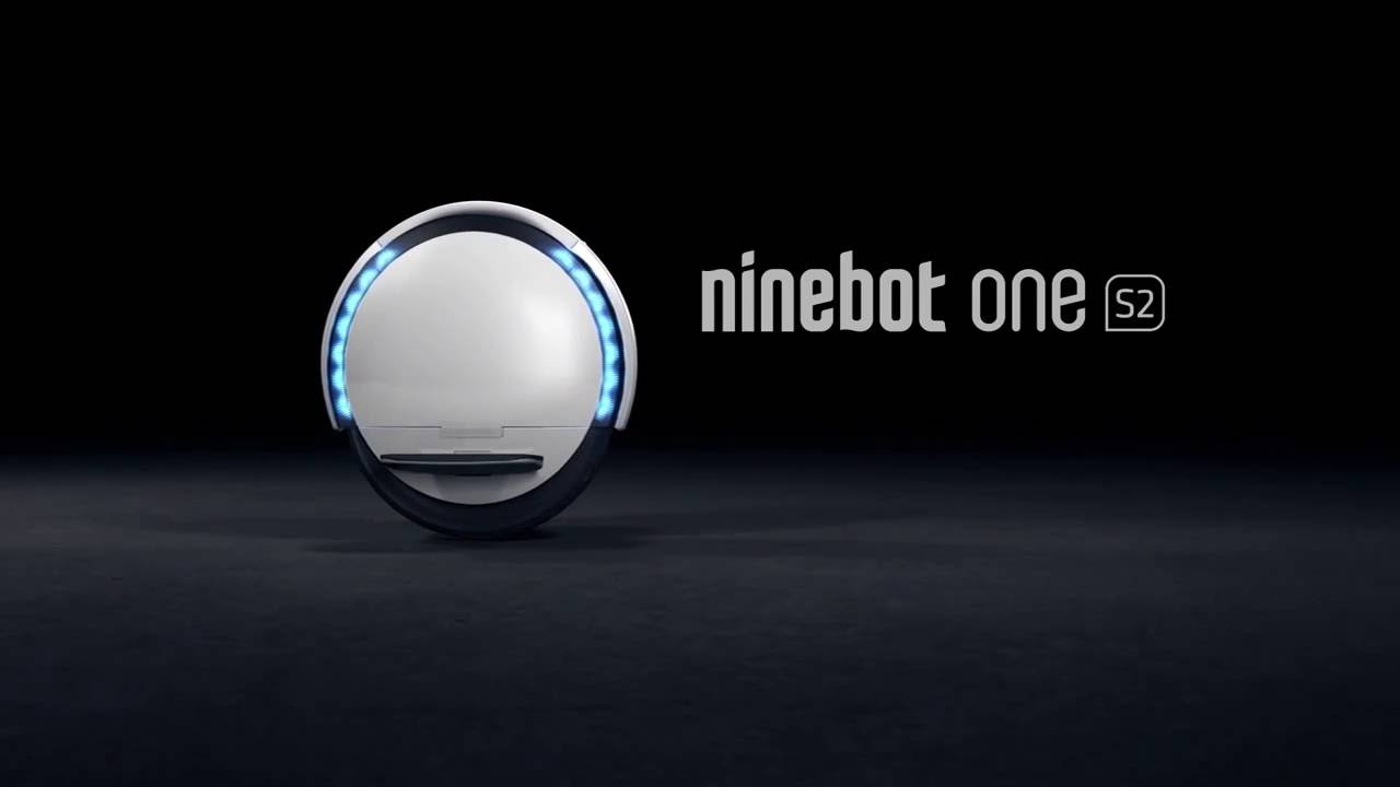 The New Ninebot ONE S2 Electric Unicycle