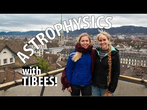 ASTROPHYSICS with TIBEES! How to become an astrophysicist?