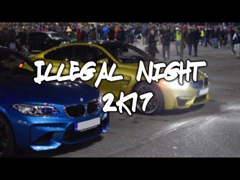 Illegal Night 2017 - Košice