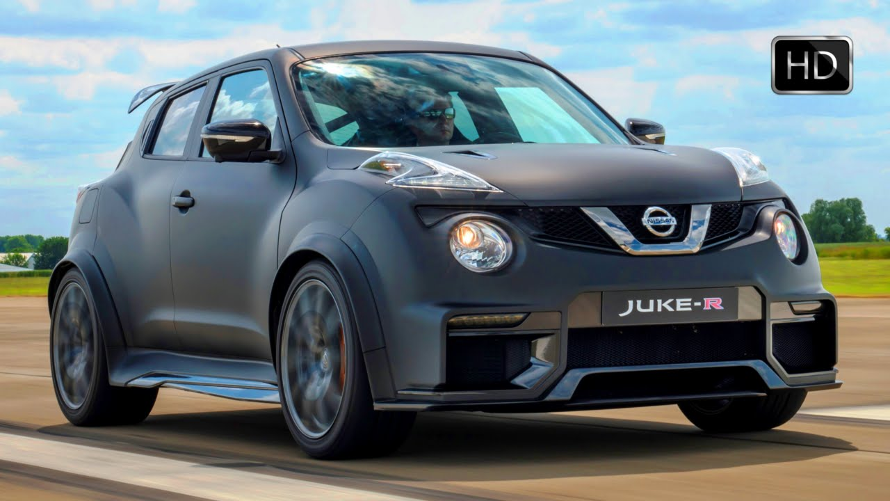 2016 Nissan Juke-R 2.0 with 600-HP GT-R NISMO Engine Test ...