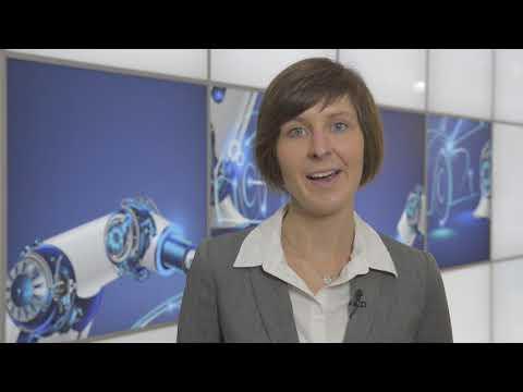 Indy4 Forum 2   Hannover Industriemesse 2018   Produktion