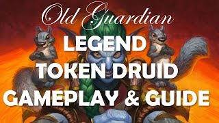 Legend Token Druid deck guide (Hearthstone Rise of Shadows)