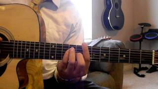 It Is What It Is (Irie Love feat. Fiji) GUITAR TUTORIAL