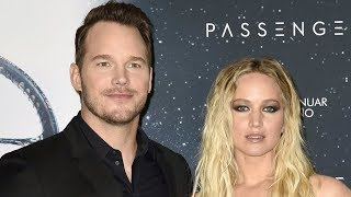 Fans Blame Jennifer Lawrence For Chris Pratt & Anna Faris Split