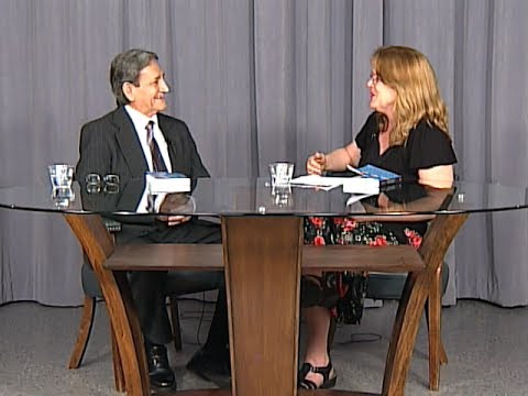 The Lisa Saunders Show:  Jesús A. Diez Canseco, Author