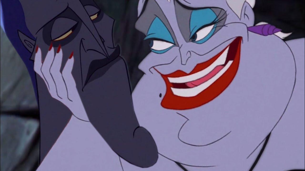Ursula Disney