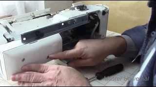 видео Швейная машина Janome S 307