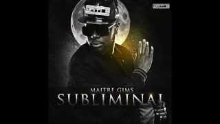 Maitre Gims feat DRY - One Shot ( Subliminal Track )