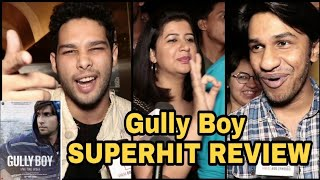 GULLY BOY Movie Review | 5 Star ⭐⭐⭐⭐⭐ Superhit #BhotHard Review | #RanveerSingh, #AliaBhatt