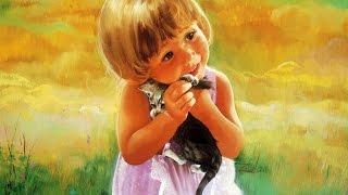 Сказка для детей: Котенок Пушок