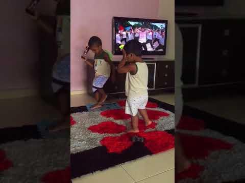 Hariharan likes to jumping more than dancing