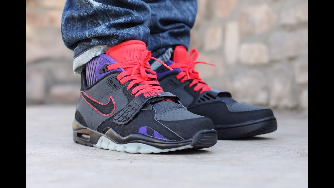 nike air trainer outdoor training shoes