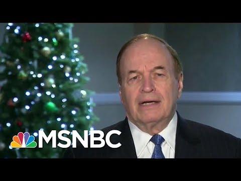 Alabama GOP Senator Richard Shelby Can't Vote For Roy Moore | Morning Joe | MSNBC
