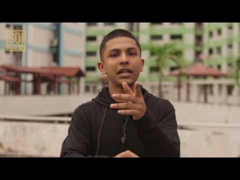 MickeyLEANO (Mediocre Haircut Crew) - Singapore| Soi Rap