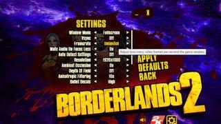 Borderlands 2 PC Gameplay - Max Settings - (1080p HD)