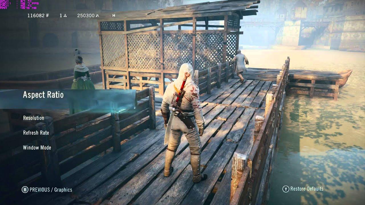 Assassins Creed Unity | ULTRA TXAA | GTX 970 Omega Edition ...