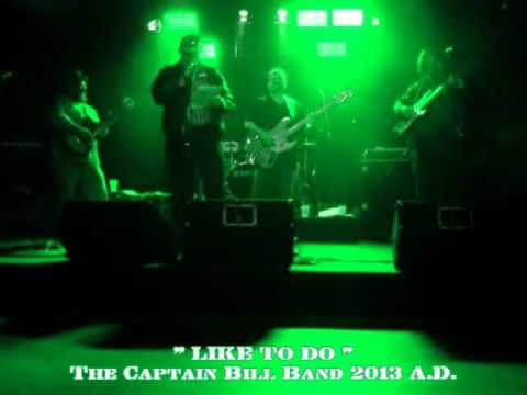 the captain bill band 20172020 ad live the captain bill