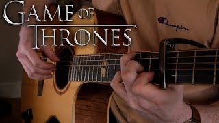 Jenny of Oldstones (Game of Thrones Soundtrack) -  Fingerstyle Guitar Cover