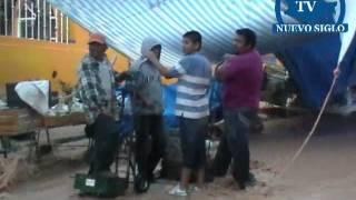 OAXACA NUEVO SIGLO TV ENTREVISTA AL PRESIDENTE MUNICIPAL SOBRE AFECTACIONES DE LA LLUVIA