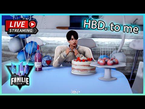 [LIVE] GTA V RP Familie City : Happy birthday to me. :)