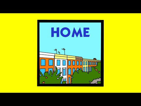 Edith Whiskers - Home (Edward Sharpe & The Magnetic Zeros cover - Official Audio)
