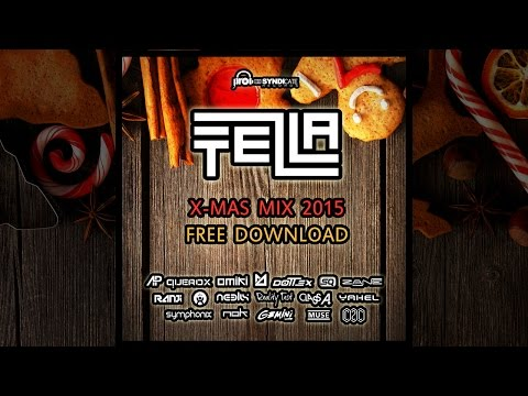 TEZLA - X-MAS MIX 2015 - FREE DOWNLOAD