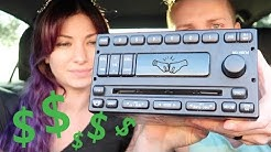 Making Money Selling Car Radios On eBay - Thrifting with Ralli Roots | Reseller Vlog