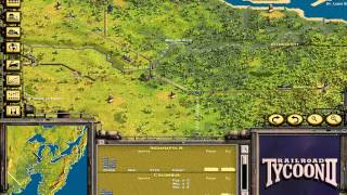 railroad tycoon ii the second century mission 17 remember america