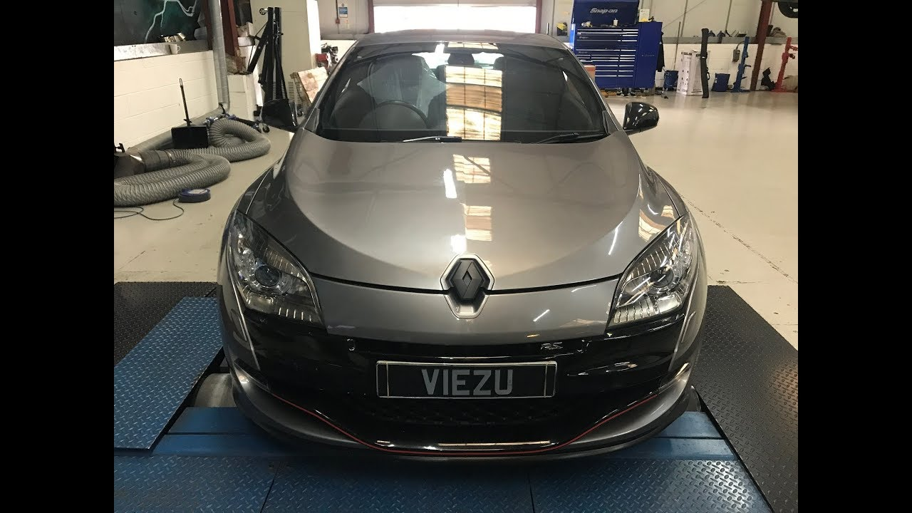 renault megane rs tuning and remapping on the dyno before. Black Bedroom Furniture Sets. Home Design Ideas