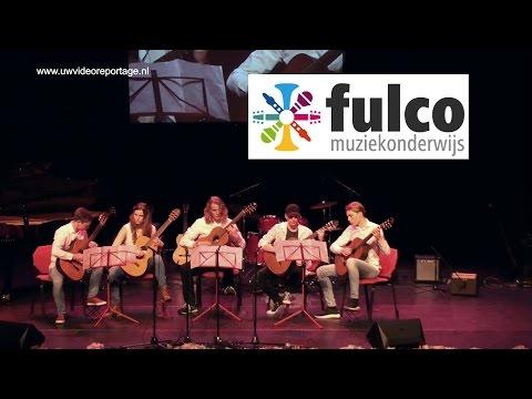 Lenteconcert Fulco Muziekonderwijs 2017