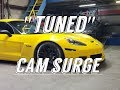 How to Fix Big Cam Surge on HP Tuners with 600HP LS7 Z06 : Cam Surge -  LS1,LS2,LS3,L99,L92
