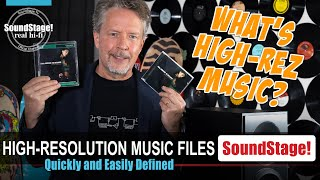 Are You Wondering What High-Resolution Music Files Are? - SoundStage! Real Hi-Fi (Ep:6)