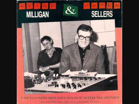 PETER SELLERS & SPIKE MILLIGAN -