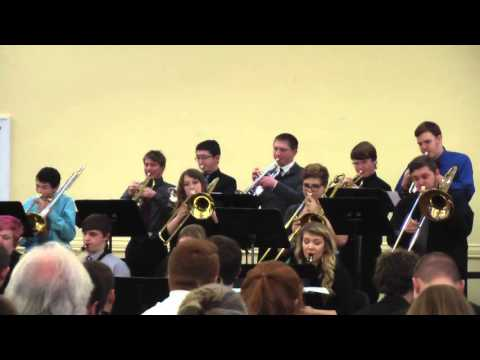 Clare High School Jazz Band - Sway