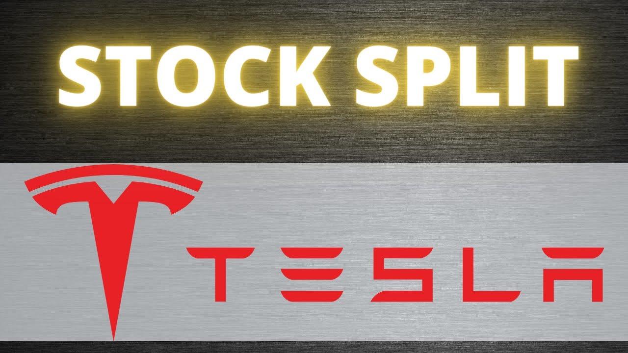 Tesla Stock Split!!! Tesla Announces 5-for-1 Stock Split. Tesla ...